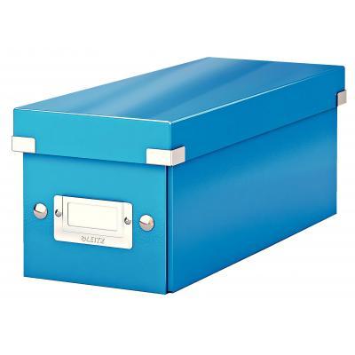 Leitz : Click & Store-cd-opslagbox - Blauw