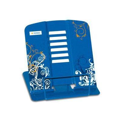 Herma : Leesstandaard Spirit, blauw
