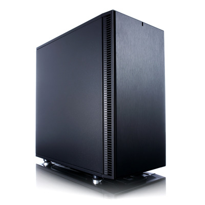 Fractal Design Define Mini C Behuizing - Zwart