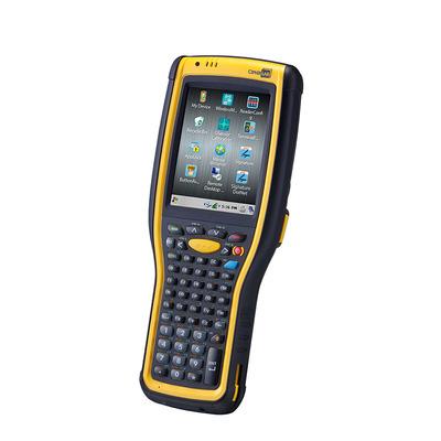 CipherLab 9700 PDA - Zwart, Geel