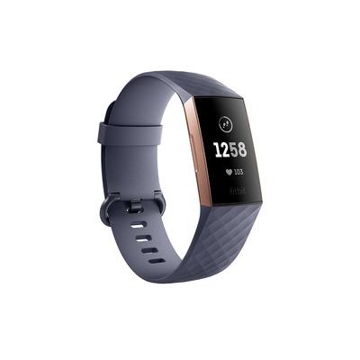 Fitbit Charge 3 Wearable - Grijs, Roségoud