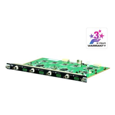 ATEN 4-poorts 3G-SDI ingangskaart - Zwart,Groen