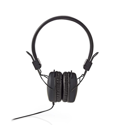 Nedis HPWD1100BK Headset - Zwart