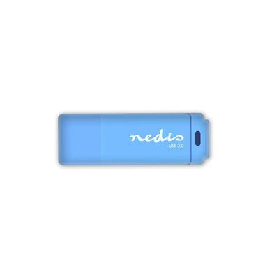 Nedis FDRIU232BU USB flash drive - Blauw