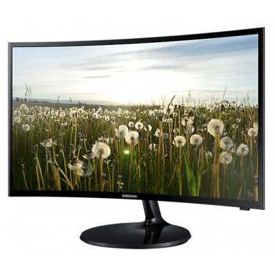 Samsung monitor: V32F390FEW - Zwart