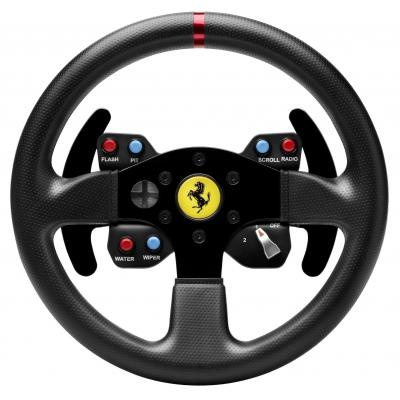Thrustmaster game controller: Ferrari 458 Challenge Wheel Add-On - Zwart