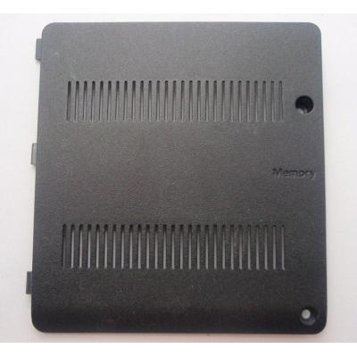 Samsung notebook reserve-onderdeel: Memory Door Cover, Black - Zwart