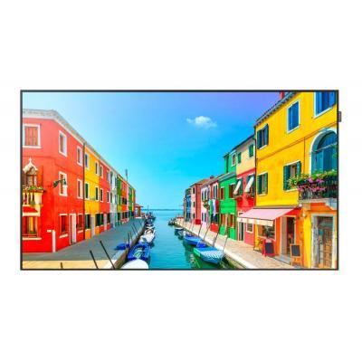 "Samsung public display: FHD Large Format Display 55"" OM55D-W - Zwart"