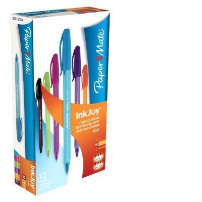 Papermate pen: InkJoy 100 - Multi kleuren
