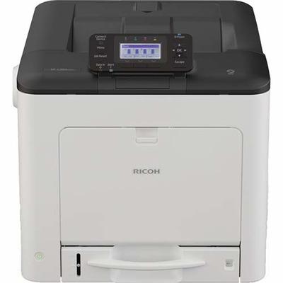 Ricoh SP C360DNw Laserprinter - Zwart, Cyaan, Magenta, Geel