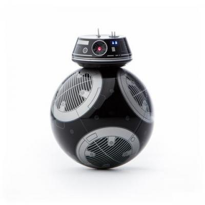 Sphero drones: Star Wars BB-9E App-Enabled Droid - Zwart, Grijs
