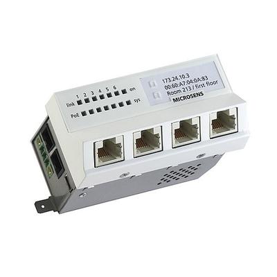 Microsense MS440209PM-48G6+ switch