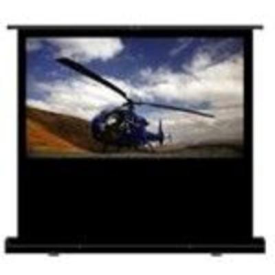 "Optoma 92"" screen (diagonal) 16:9 aspect ratio, Light weight portable design, Height adjustable, Matte White ....."