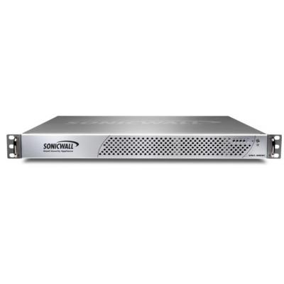 Dell firewall: SonicWALL TotalSecure Email 50 (+ ESA 3300 Appliance)