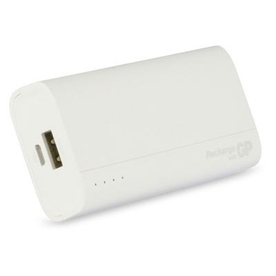 GP Batteries Portable PowerBank B05A Powerbank - Wit