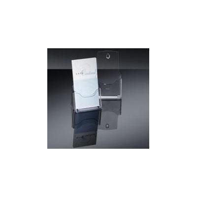 Sigel ordner: LH113 - Tafelstandaard voor folders acrylic, 1 vak - Transparant
