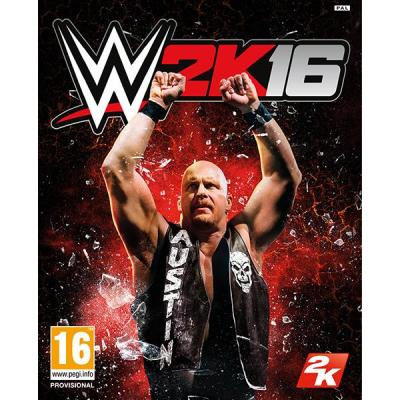 2k game: WWE16 PC