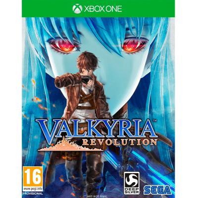 Sega game: Valkyria Revolution (incl. Soundtrack CD)  Xbox One