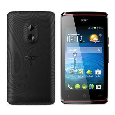 Acer smartphone: Liquid Z200 - Zwart 4GB