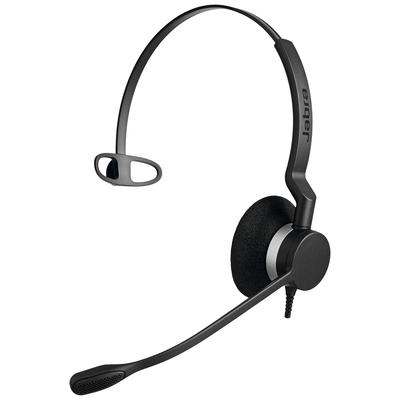 Jabra Biz 2300 Headset - Zwart