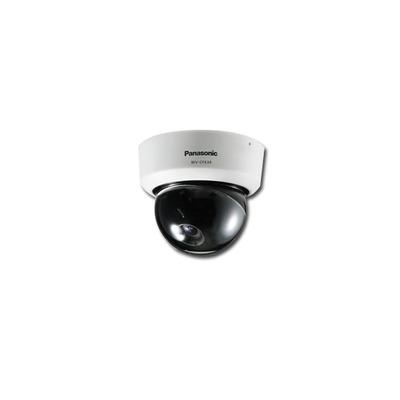 Panasonic WV-CF634E Beveiligingscamera - Wit