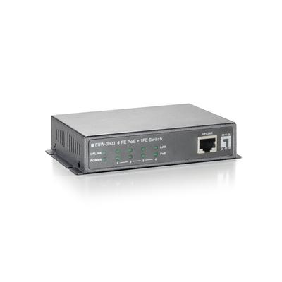 LevelOne FSW-0503 Switch - Grijs