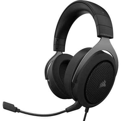 Corsair HS60 HAPTIC Headset - Zwart