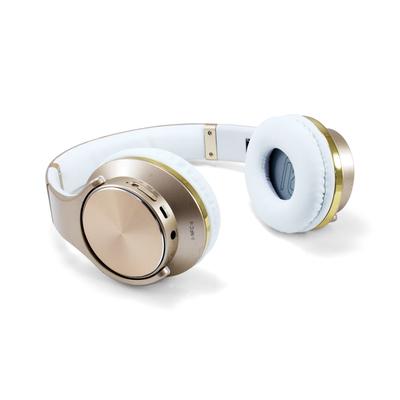 Conceptronic CHSPBTNFCSPKG Headset - Goud, Wit