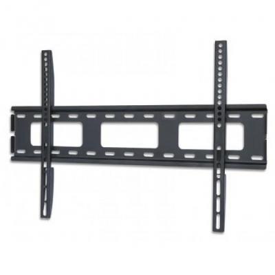 "Techly 40-65"" Ultra-Slim Wall Bracket for LED LCD TV Fixed"" ICA-PLB 132L Montagehaak - Zwart"