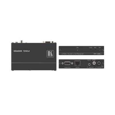 Kramer Electronics TP-122XL AV extender - Zwart