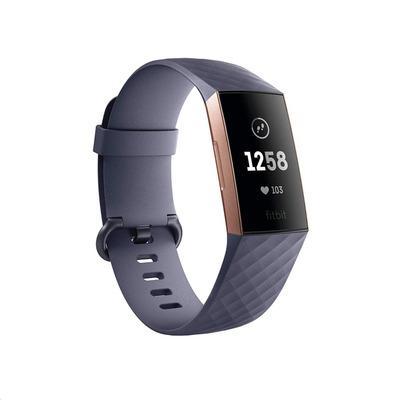 Fitbit Charge 3 Wearable - Roségoud