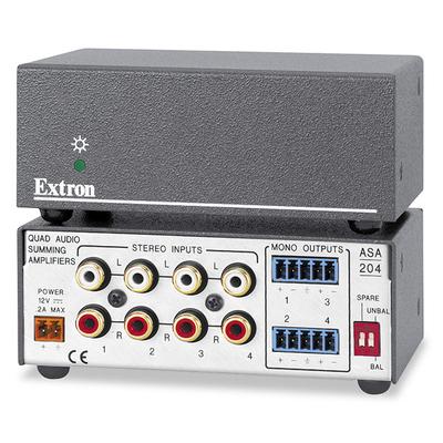 Extron ASA 204 Audio versterker - Grijs