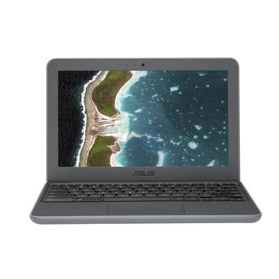 "ASUS Chromebook C202XA-GJ0010 11,6"" MT8173C 4GB RAM 32GB eMMC Laptop - Grijs"