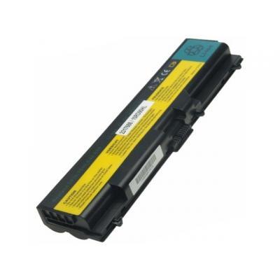 Lenovo batterij: 6 Cell - Zwart