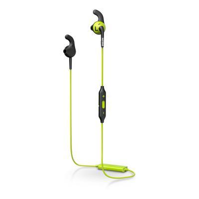 Philips headset: ActionFit Bluetooth®-sporthoofdtelefoon SHQ6500CL/00 - Zwart, Groen