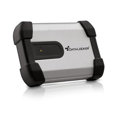 DataLocker H350 Externe harde schijf - Zwart,Zilver