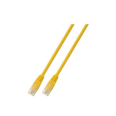 EFB Elektronik 1m Cat6 Patch Netwerkkabel - Geel