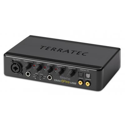 Terratec geluidskaart: SoundSystem DMX 6Fire USB