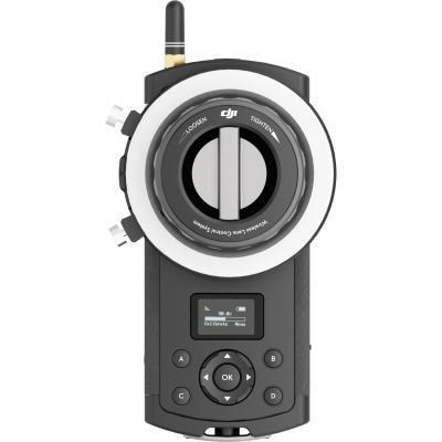 Dji : 2.415-2.473 GHz, 100 m max, 14 dBm, 153 x 86 x 90 mm, 745 g - Zwart