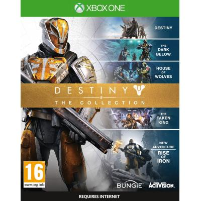 Activision game: Destiny: The Collection  Xbox One