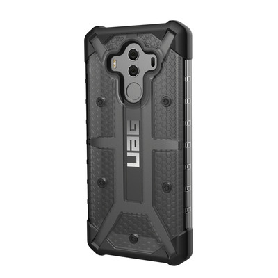 Urban Armor Gear HM10PRO-L-AS Mobile phone case - Zwart, Transparant