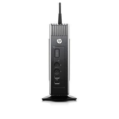 HP t510 Thin client - Zwart, Grijs