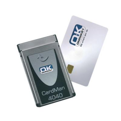 HID Identity 4040 Smart kaart lezer - Roestvrijstaal