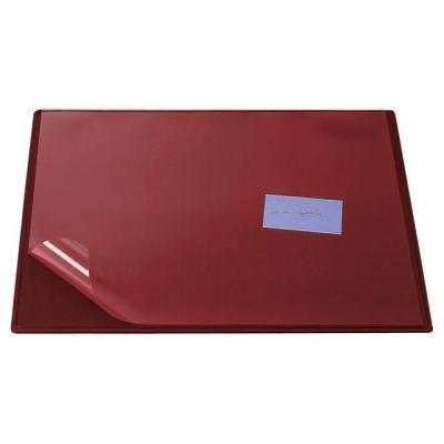 Staples bureaulegger: Bureaulegger SPLS 50x63 met dekblad rood