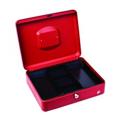 5star geldkist: Geldkoffer ft 30 x 9 x 24 cm, rood