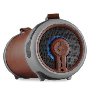 Telestar draagbare luidspreker: Beatsman 2 - Bruin