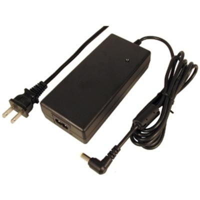 BTI AC-1990112 AC Adapter for Notebooks Netvoeding - Zwart