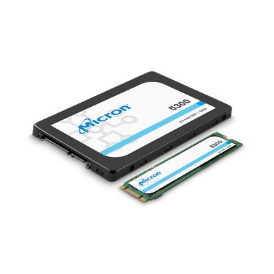 Micron 5300 MAX SSD