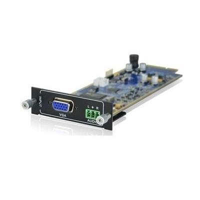 PTN-Electronics Seamless VGA + audio outputkaart Interfaceadapter - Zwart, Blauw, Groen, Zilver