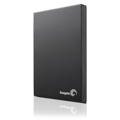 Seagate 1TB Externe harde schijf - Zwart